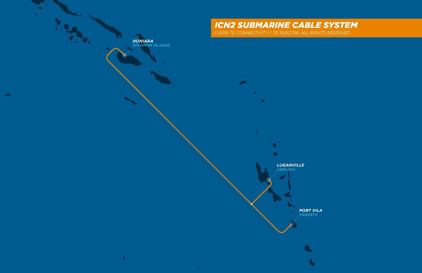 TE SubCom Announces ICN2 Contract in Force | Fiber Optic Cables